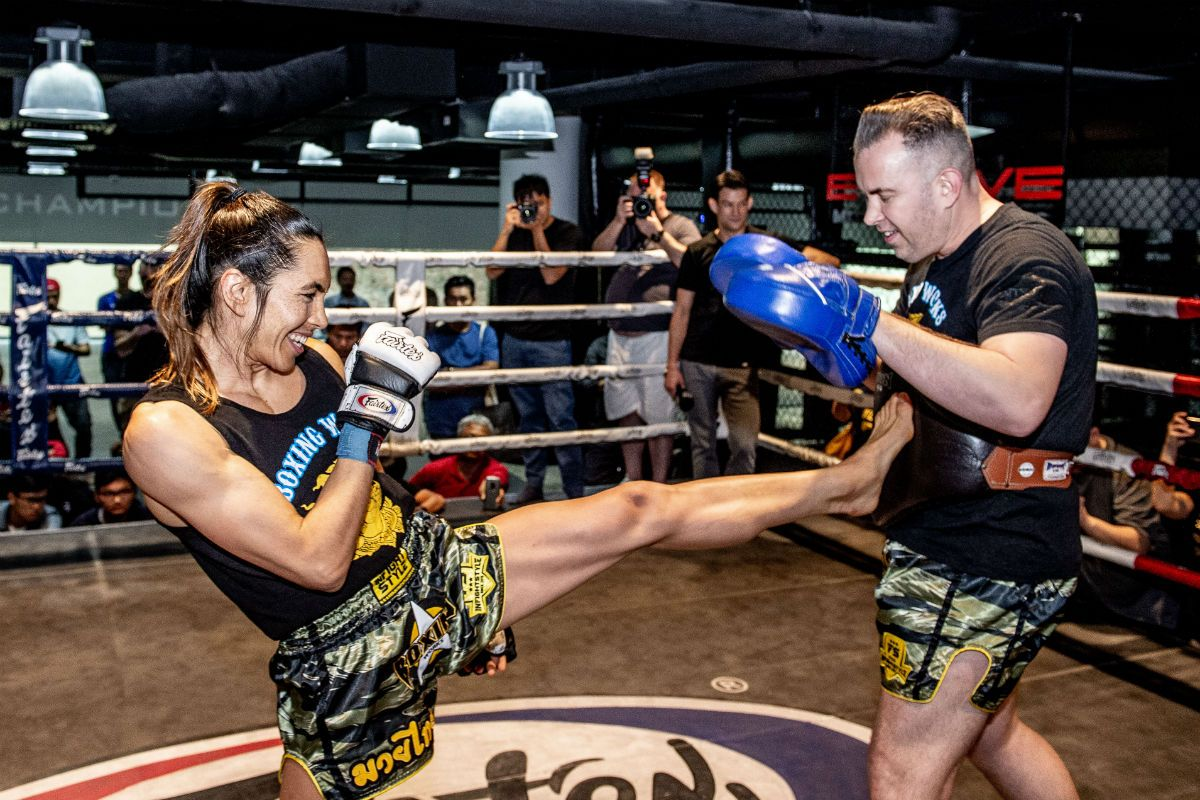 Why Bangkok Bout Will Bring Out The Best In Janet Todd | ONE