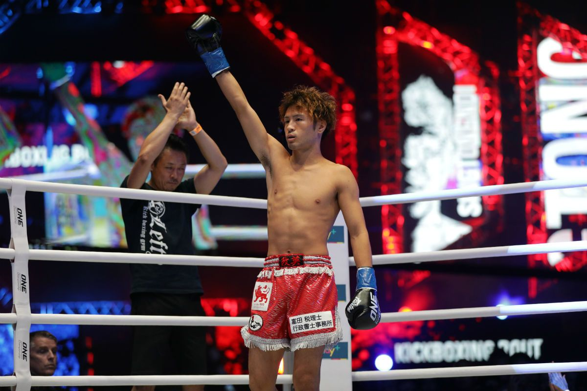 Masahide Kudo Will Go All-Out To Defeat Petchdam In Singapore