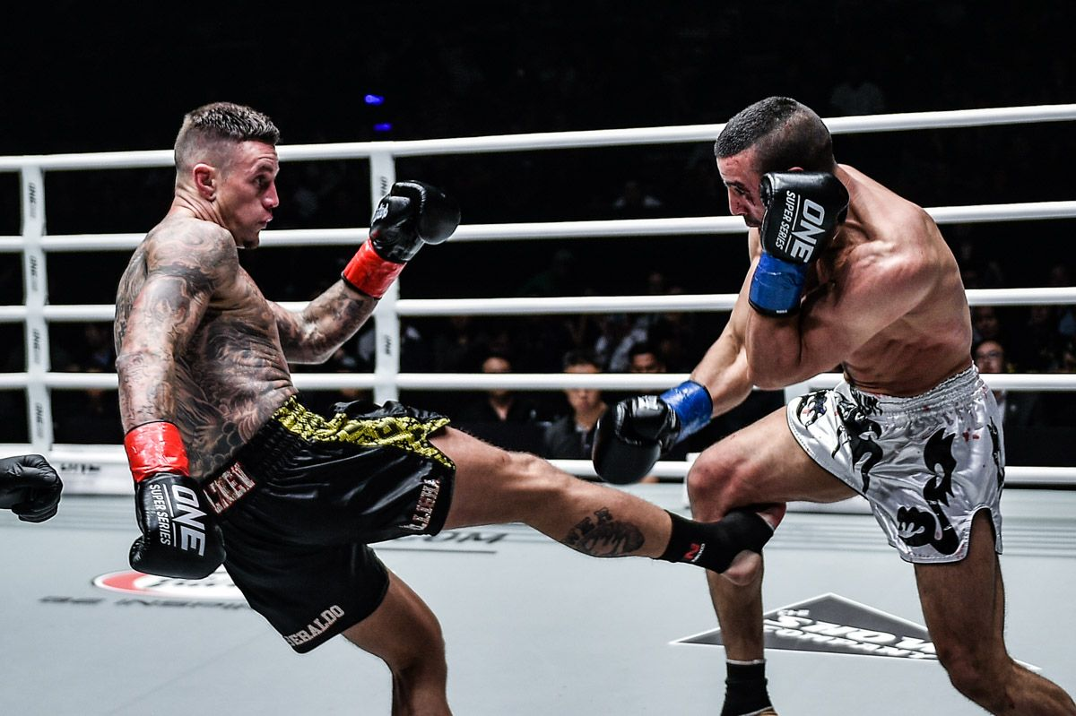 What Makes Dutch Kickboxing Different From Other Striking Arts One Championship Kickboxing