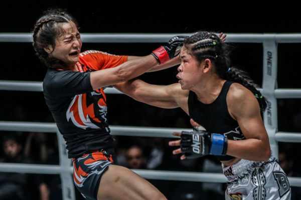 Nou Srey Pov Upsets Hometown Hero Rika Ishige In Bangkok
