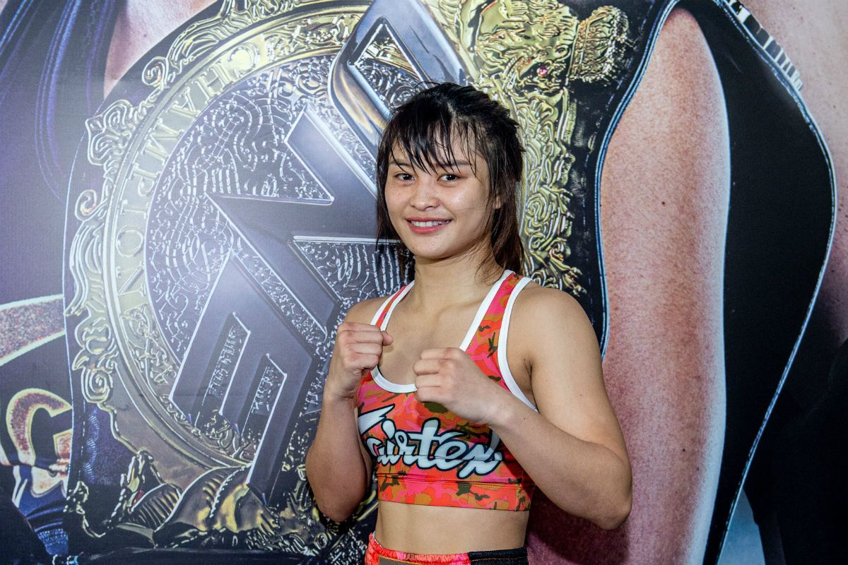 Stamp Fairtex Has Broken Through Barriers For Women's Martial Arts