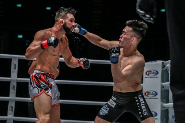 Yoshiki Nakahara Knocks Out Emilio Urrutia In Epic Featherweight Battle