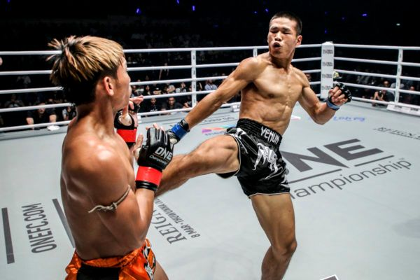 Zhang Chenglong Overpowers Kong Sambo At ONE: CALL TO GREATNESS