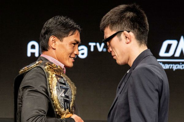 Heroes Of ONE: A NEW ERA Face Off At Tokyo Press Conference