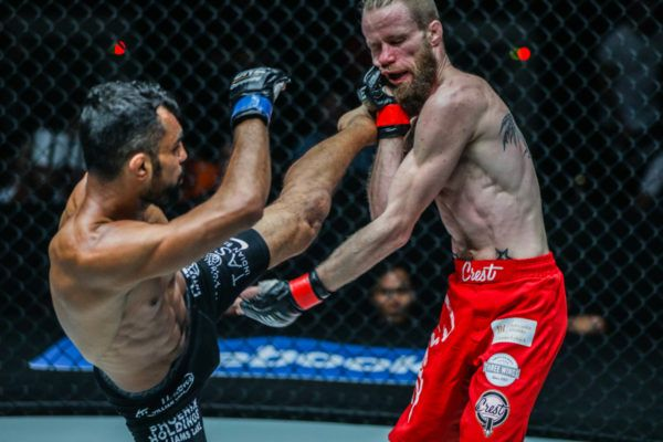 Gurdarshan Mangat Introduces Himself To ONE With Third Round TKO