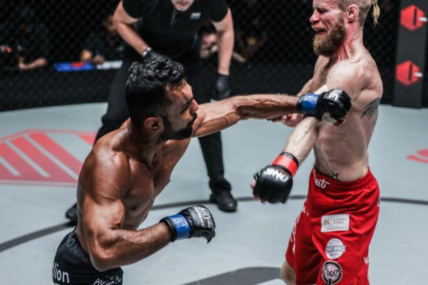 Top 5 Bouts From ONE Championship's Indian Heroes