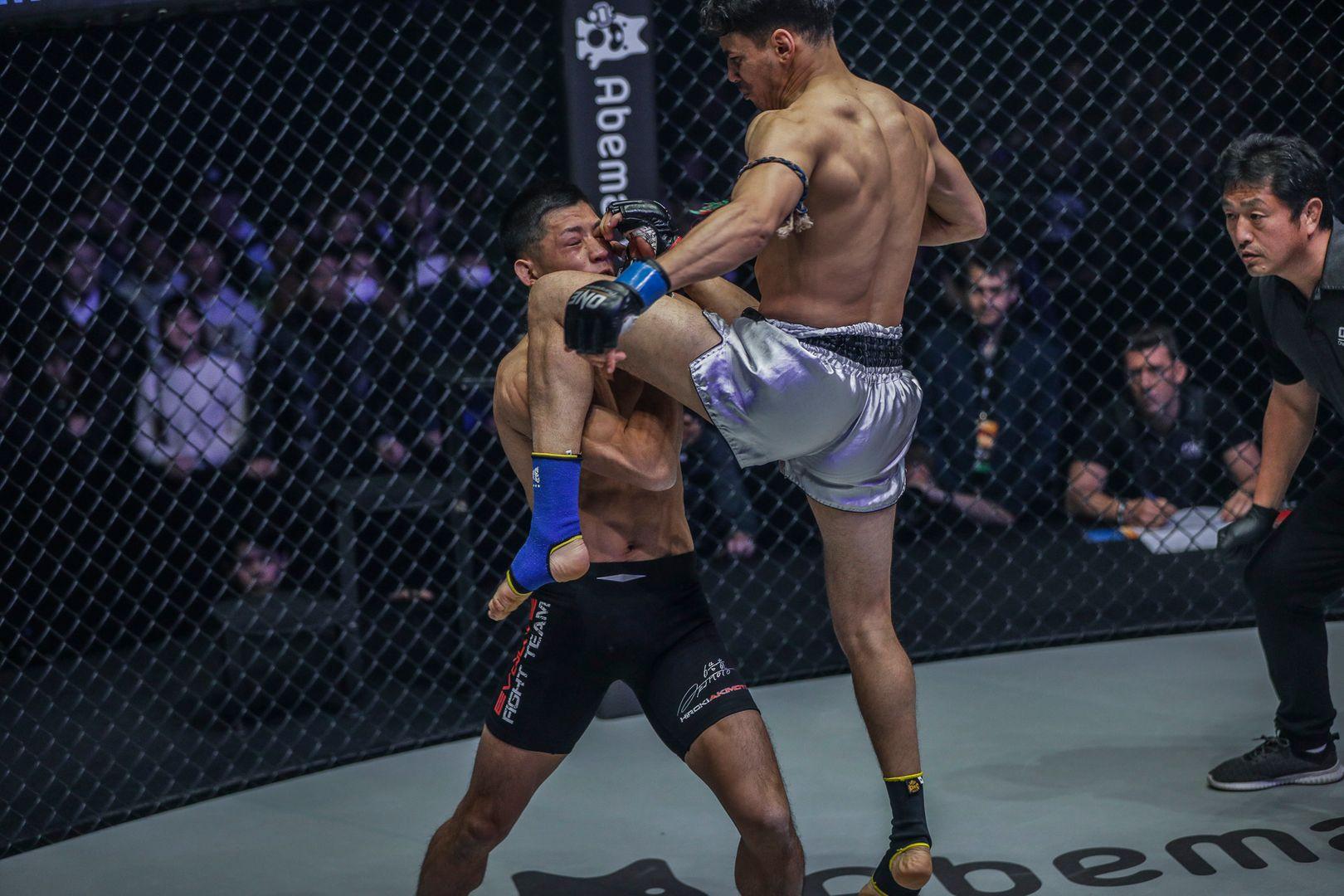 Joseph Lasiri defeats Hiroki Akimoto at ONE: A NEW ERA