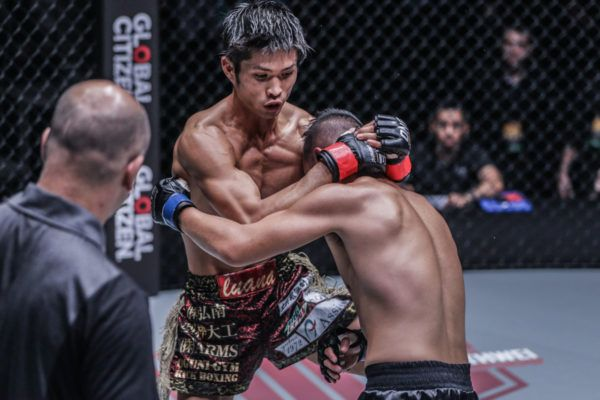 "Kohei ""Momotaro"" Kodera's Dynamic Striking Leads To Victory In Myanmar"