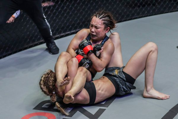 Mei Yamaguchi Clinches A Late Submission Victory At Home In Tokyo