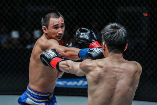 Petchmorakot Edges Out Kenta Yamada At ONE: REIGN OF VALOR