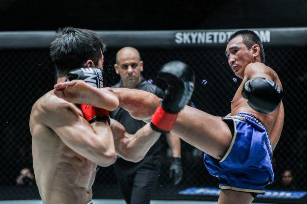 Petchmorakot Shows Versatility For Kickboxing Win Over Kenta Yamada