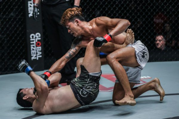 Phoe Thaw Rallies For A TKO Against Yohan Mulia Legowo