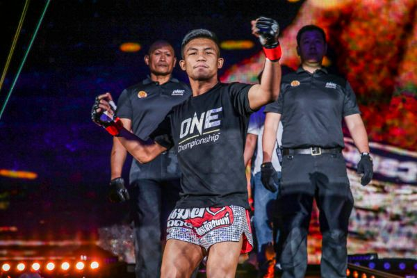 Full Bout Card Revealed For ONE: WARRIORS OF LIGHT In Bangkok