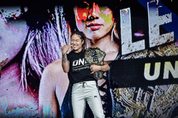 10 Facts About Angela Lee