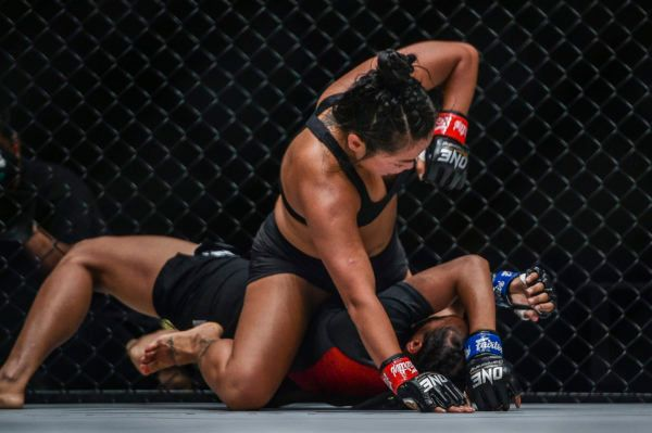 Bi Nguyen Dominates To Score First-Round TKO In ONE Debut