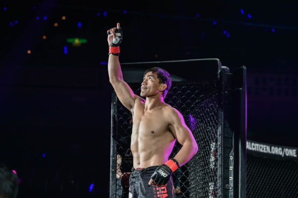 Eduard Folayang's Biggest Motivation Is His Family