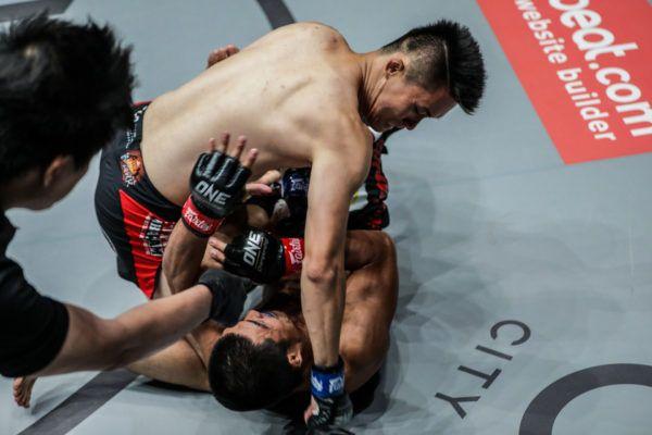 Every Angle Of Kwon Won Il's Huge KO Of Eric Kelly