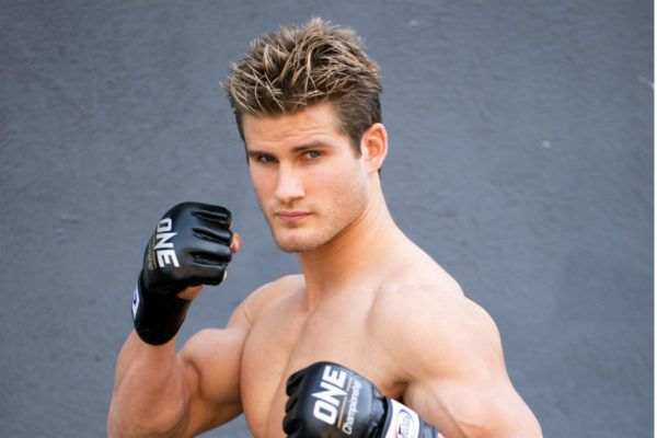 Sage Northcutt Excited To Strike With Cosmo Alexandre