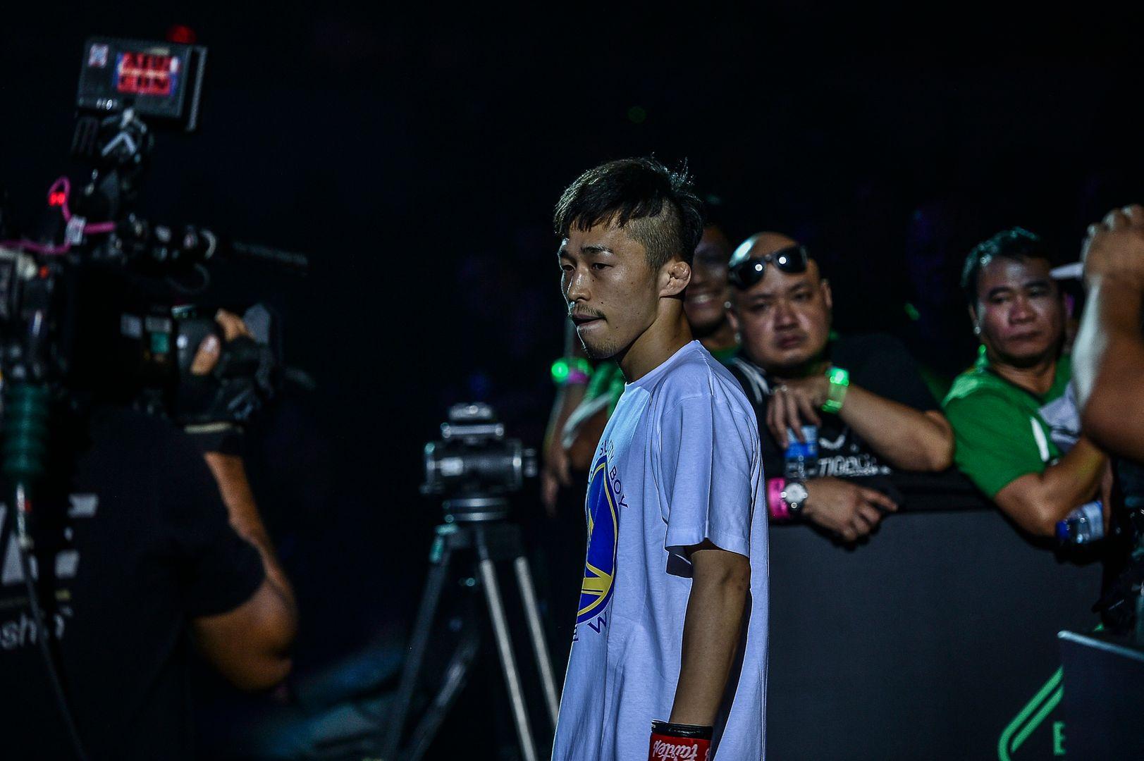 ONE Championship flyweight Tatsumitsu Wada