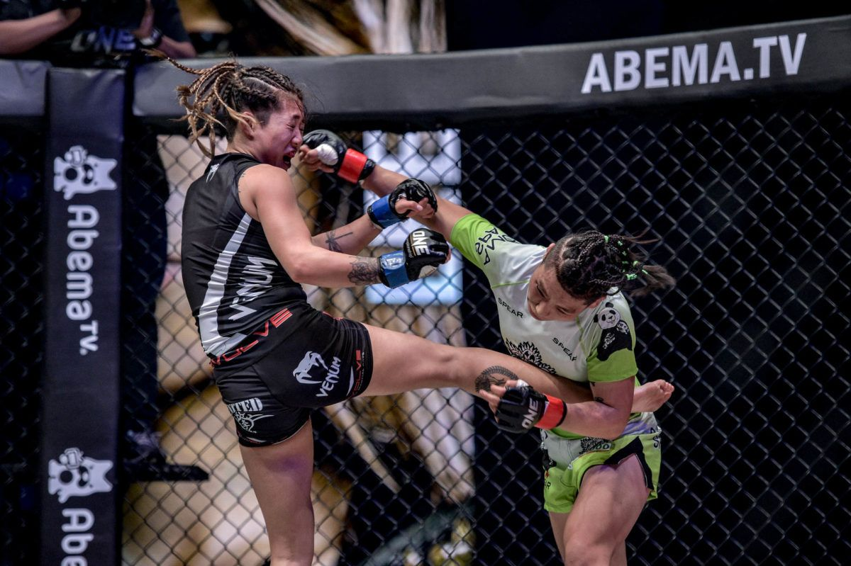 Top 10 Women's Bouts In ONE Championship