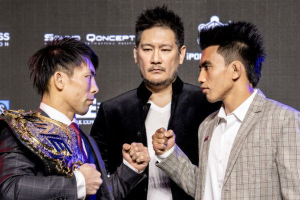 Yosuke Saruta Anticipates A Tough Rematch Against Joshua Pacio In Manila