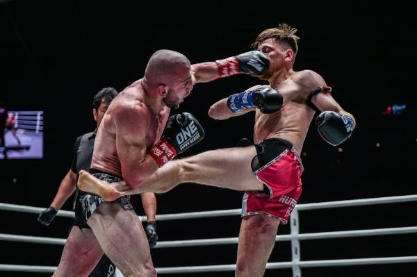Dzhabar Askerov Outworks Enriko Kehl In Kickboxing Thriller