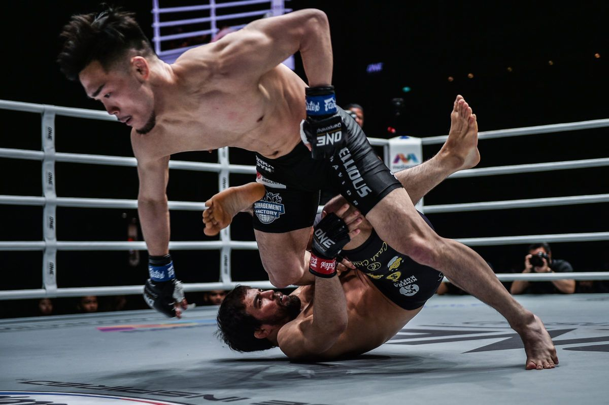 The Top 5 Submissions In ONE Championship From Q2 2019