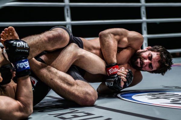 Garry Tonon Stays Perfect With 55-Second Submission Win