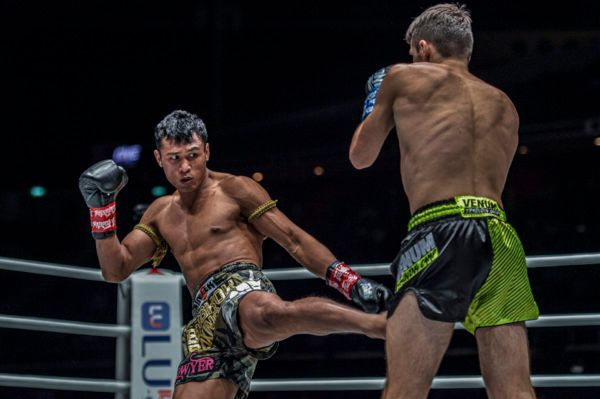 Jo Nattawut's Power Overwhelms Sasha Moisa In Round Three
