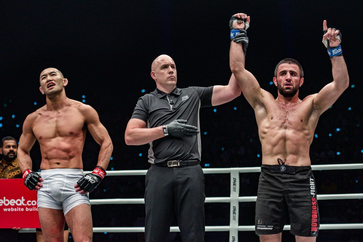 Kiamrian Abbasov Wants Zebaztian Kadestam After Okami TKO