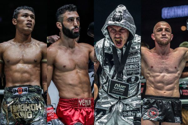 5 Questions Ahead Of The ONE Kickboxing World Grand Prix Semifinals