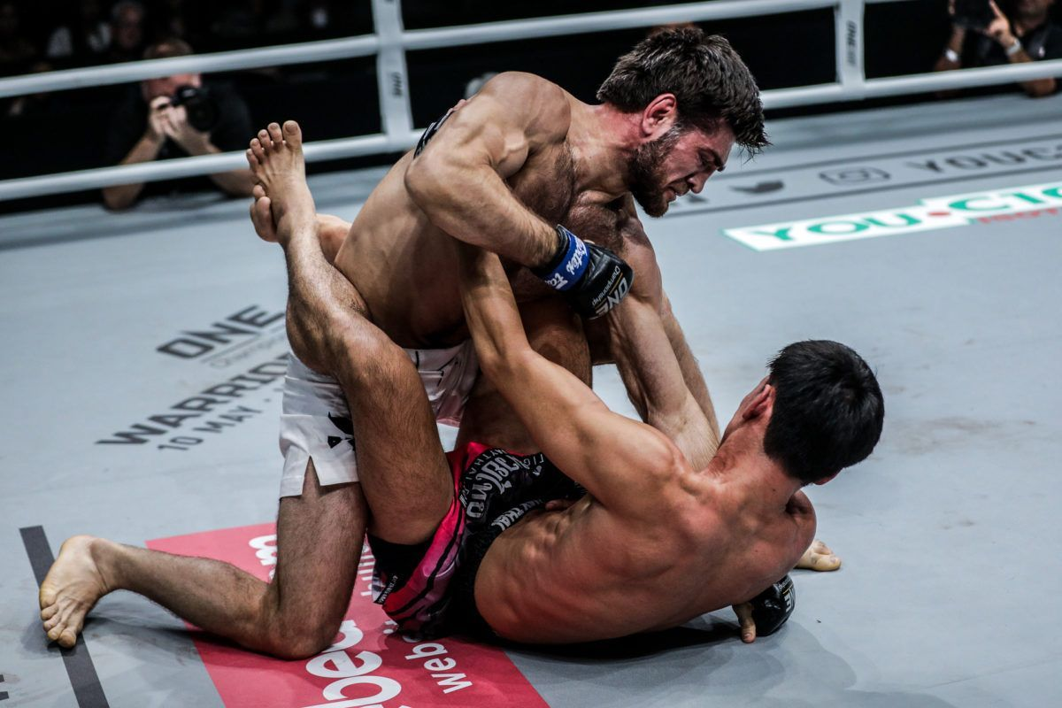 Back To His Best, Marat Gafurov Has The Belt In His Sights