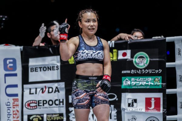 Mei Yamaguchi Plans One More Bout Before Angela Lee Rematch
