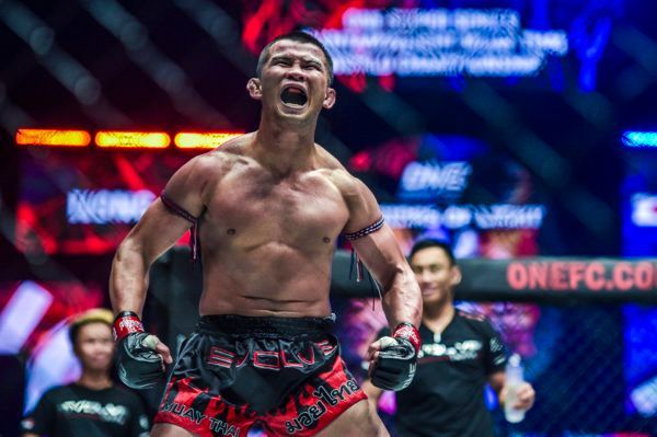 Nong-O's Warning To Challengers: 'I'm More Confident Than Ever'