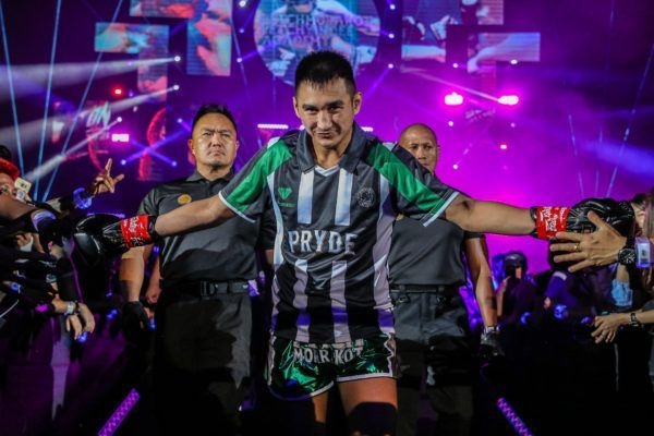 Petchmorakot Wants A World Title On The Global Stage