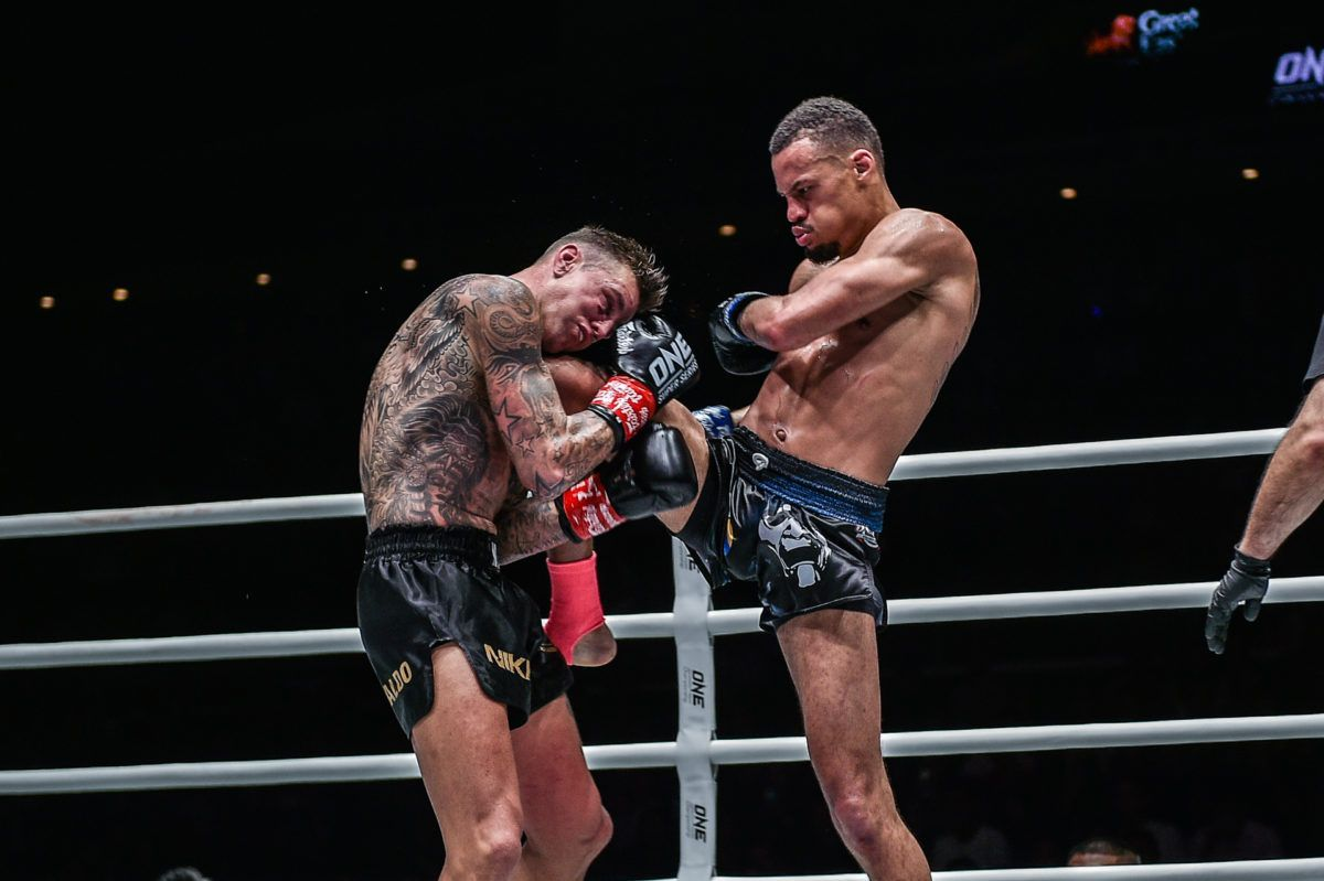Regian Eersel Beats Nieky Holzken To Claim ONE World Title Gold