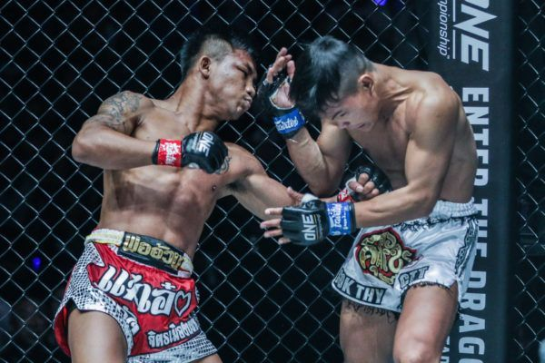 Rodtang Earns World Title Shot With Second-Round TKO