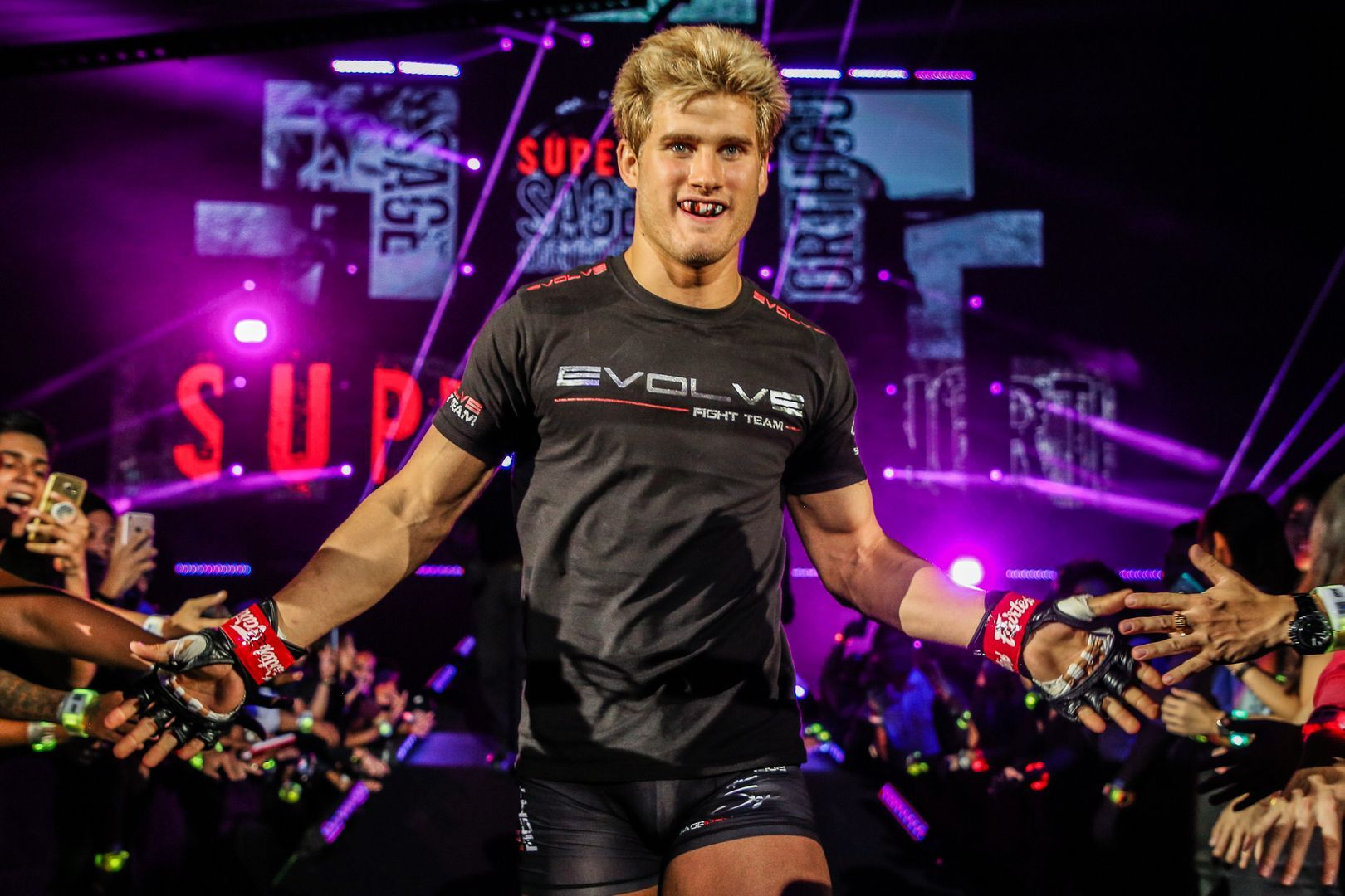 American martial artist Sage Northcutt heads to the ring for the ONE debut in May 2019