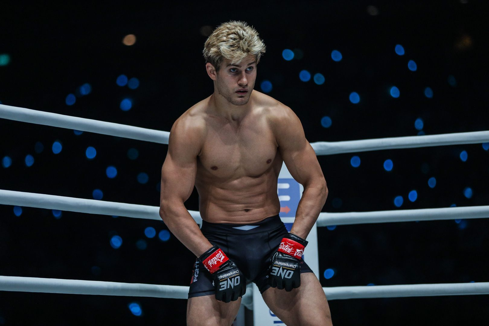 """Super"" Sage Northcutt prepares to make his debut in ONE Championship"