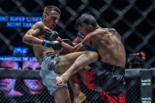 Savvas Michael Upsets The Legendary Singtongnoi In Bangkok