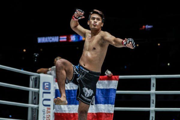 "Thai mixed martial arts pioneer Shannone ""OneShin"" Wiratchai"