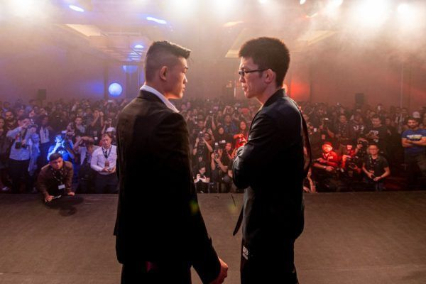 Christian Lee's Goal Is To Finish Shinya Aoki