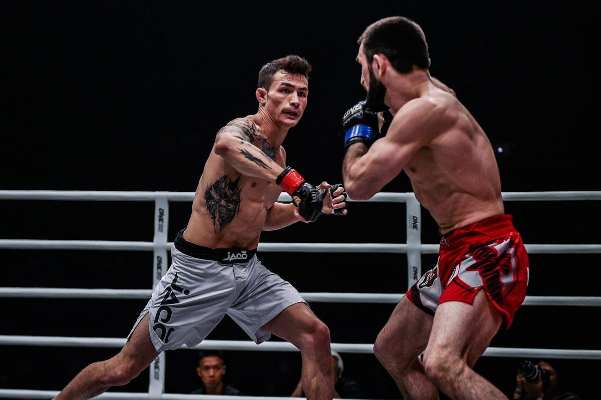 Thanh Le makes his ONE Championship debut against Yusup Saadulaev