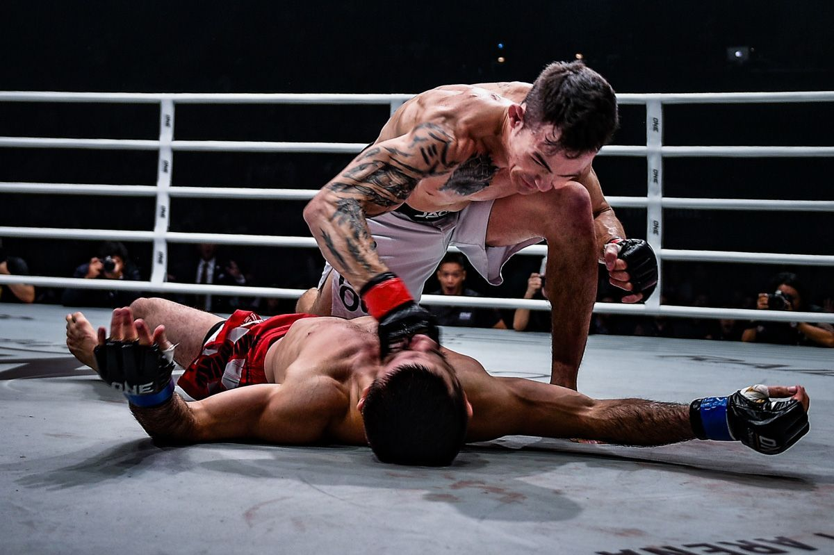 Thanh Le knocks out Yusup Saadulaev at ONE: FOR HONOR