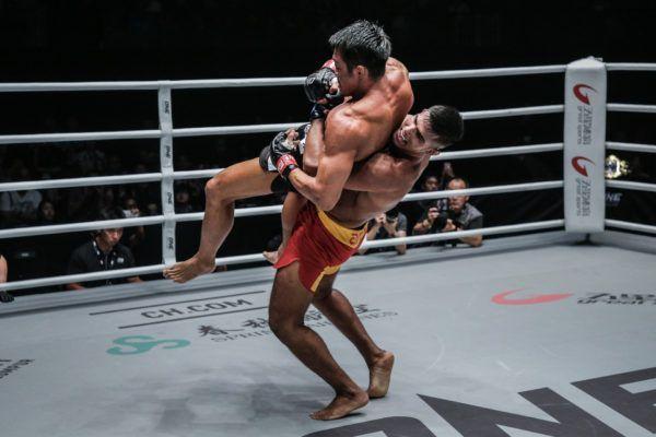 Agilan Thani slams Yoshihiro Akiyama