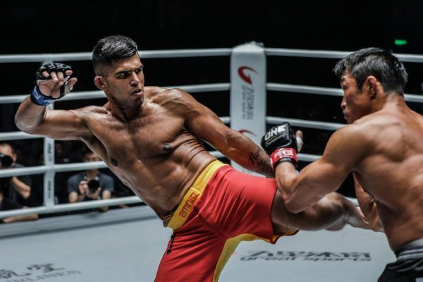Agilan Thani Eyes More Entertainment After Epic Akiyama Battle