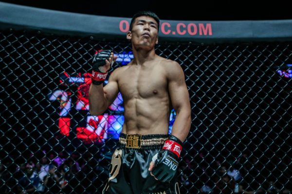 Martial Arts Built Zhang Chenglong's Confidence