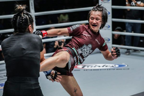 Bozhena Antoniyar Narrowly Defeats Bi Nguyen After Thrilling 15-Minute Battle