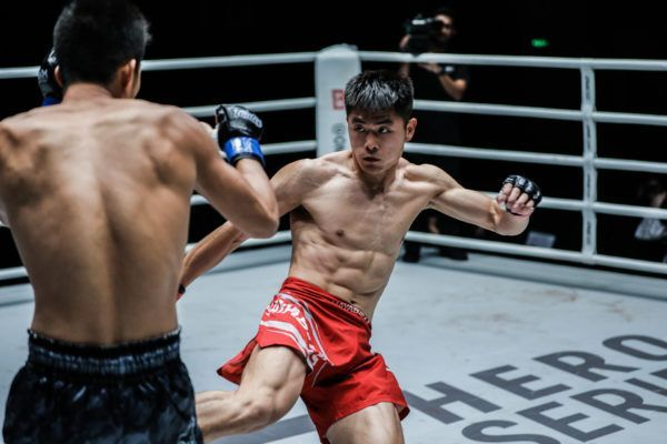 Fu Qing Nan defeats Liu Wei at OHS June
