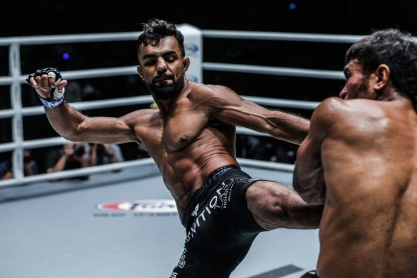 #1 Pound For Pound Indian Mixed Martial Artist Gurdarshan Mangat